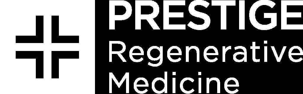 Prestige Logo White